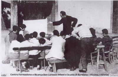 Resultado de imagen de lorenzo milani
