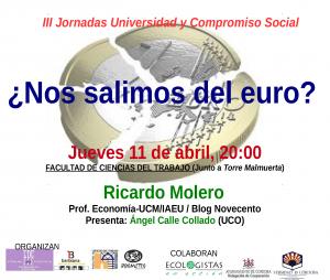 Euro-Ricardo Molero.11 abril CC Trabajo